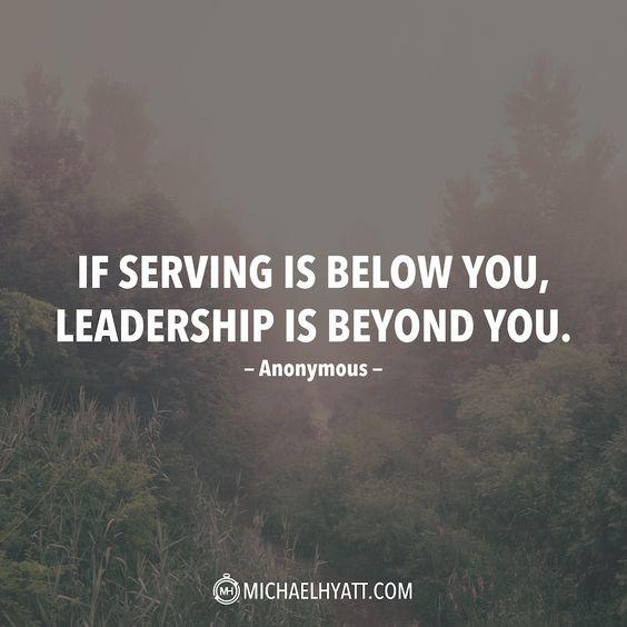 Serving:Leadership